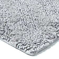 nate berkus bath rug black