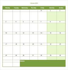 Excel Calendar Schedule Free Monthly Work Schedule Template Excel Calendar Planner Templates