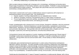 Bioinformatics Resume Sample Resume Illustrious Magnificent Marine Biologist Resume Example 77