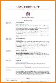 Barista Resume Stunning 4848 Barista Job Description Resume Samples Lawrencesmeats