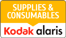 <b>Kodak Extra Large Feeder Consumables</b> Kit for i100 or i200 or i140 ...