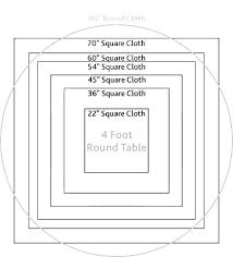 4 Foot Table Dimensions Kango Com Co
