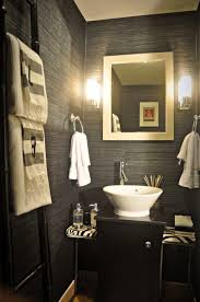 Beautiful Traditional Half Bathroom Ideas Graceful With Vessel Winsome For Innovation