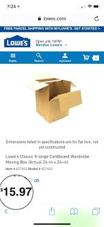 lowes moving supplies. Flat Moving Boxes Wardrobe Box Household In Ca Tv Lowes Home Improvement Near Me Supplies U