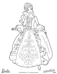Fashion Dress Coloring Pages - GetColoringPages.com