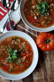 Image result for fall minestrone
