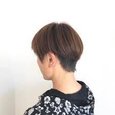 首短い女性に似合う髪型17選丸顔で首が太い人に似合うのは Cuty
