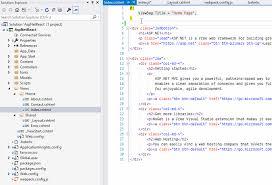 Setting up a React Environment for ASP.NET MVC - DEV Community ...