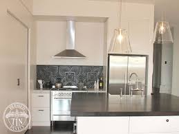 pressed metal furniture. Alexandria \u2013 Black Kitchen Splashback Flair Cabinets Pressed Metal Furniture
