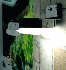 battery powered motion light com outdoor motion light sensor spotlight pertaining