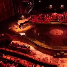 Zumanity Theatre Seating Chart Las Vegas Cirque Orlando