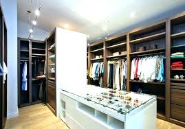 master closet island ideas luxurious walk in boasts an ornate