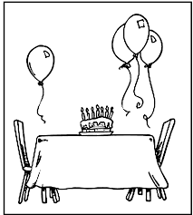 Free coloring pages to download and print. Free Printable Happy Birthday Coloring Pages For Kids