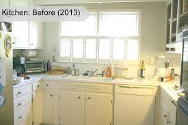 painting old kitchen cabinets before and after painting old kitchen cabinets of painting an old kitchen
