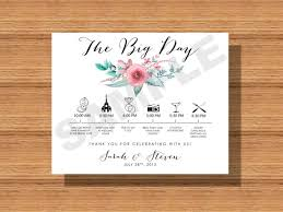 wedding day itinery wedding day itinerary wedding day schedule of events hotel welcome