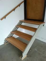 wood ships ladder short stairs wood ship ladder