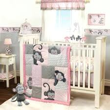 monkey crib bedding set baby girl beds baby boy monkey crib bedding sets