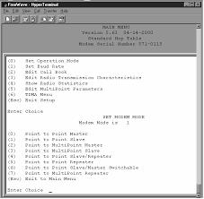 wave sp spectrum wireless data transceiver user manual
