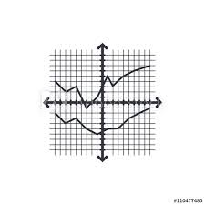 Stock Chart Art Grid Chart Icon Grid Chart Symbol Grid Chart Vector Grid