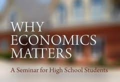 why economics matters institute economics and the power of ideas