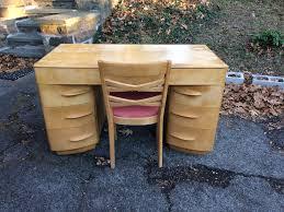 heywood wakefield desk heywood wakefield desk with chair