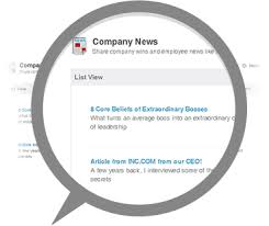 Employee News Keep Employees Informed With Company News On Your Intranet