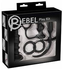 ORION <b>Набор анальных стимуляторов</b> Rebel Play kit — купить по ...