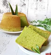 5 Tips Membuat Kue Chiffon Yang Mulus Bebas Retak Dan Tidak Kempes
