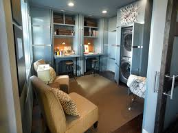 laundry office. Green Home Laundry Room And Office R