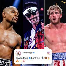 SportsCenter - Snoop Dogg wants to be on the call for Floyd Mayweather vs. Logan  Paul 😅 | Facebook