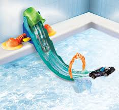 Hot Wheels Fun In The Tub Playset | Bath Toys Toddlers | Pinterest ...