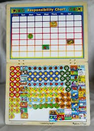 my responsibility chart details about my magnetic responsibility chart melissa and doug magnetic dry erase board