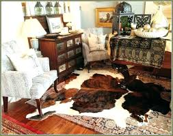 cow skin rugs round cowhide rug antique great classroom animal australia cow skin rugs