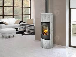 Gas Bottle Wood Burner Design Romotop Fireplace Stoves Palea Romotop