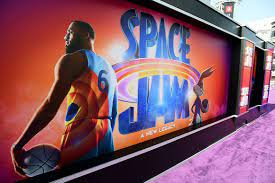 Space Jam': What is LeBron James ...