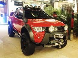 mitsubishi triton 4x4 | shah rizal | Pinterest | Mitsubishi pickup ...