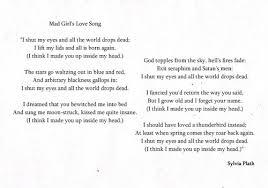 Sylvia Plath Love Quotes Magnificent Sylvia Plath Love Poems