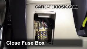interior fuse box location 2001 2007 toyota highlander 2006 2016 toyota highlander fuse box diagram at 2006 Highlander Fuse Box