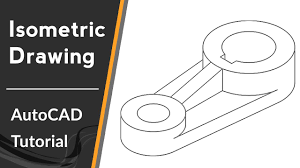Pellipse.and change it from 0 to 1. Isometric Drawing Autocad 2020 Tutorial Youtube