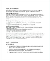 Writing A Good Objective For A Resume The Perfect Objective For A Resume Airexpresscarrier Com