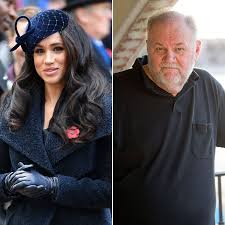 Thomas Markle to Testify Against Daughter Duchess Meghan ...