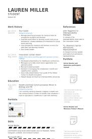 Tour Guide Resume samples