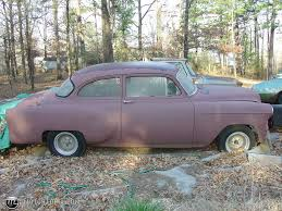 All Chevy chevy 2 2 : SOLD 1953 Chevy 2 door post id 652 For Sale
