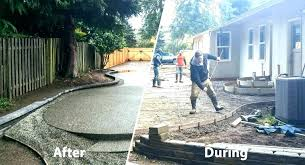 backyard concrete patio ideas stamped concrete patio backyard stamped concrete patio ideas small designs stamped concrete