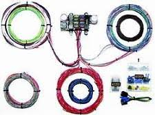 painless wiring harness painless wiring 10308 8 circuit modular t bucket harness