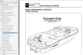 boat wiring diagrams manuals boat wiring diagrams online