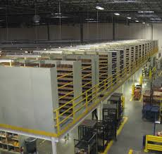 warehouse mezzanine modular office. With The Use Of A Mezzanine, Space Can Be Doubled Leaving You Out Cluttered Headache Full Warehouse. Warehouse Mezzanine Modular Office