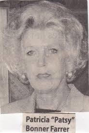 "Patricia ""Patsy"" Bonner Farrer (1946-2007) - Find A Grave Memorial"