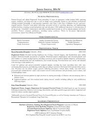 Sample Of Nursing Resume Best Top Nurse Resume Templates Samples