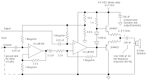 audio amplifiers schematic the above circuit is a versatile audio amplifier